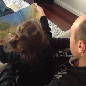 nick and maddy reading