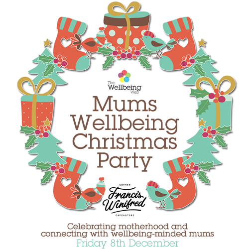 Mums Wellbeing Christmas Party 2017