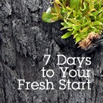 7 Days to Your Fresh Start in 2020