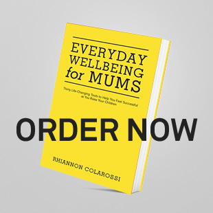 Everyday Wellbeing for Mums Book