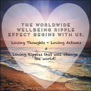wellbeing ripple effect